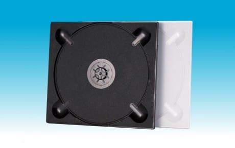 PLATEAUX CD NOIR